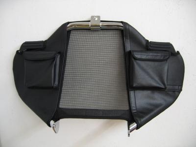 HARLEY DAVIDSON MUSTACHE GUARD WITH POCKETS